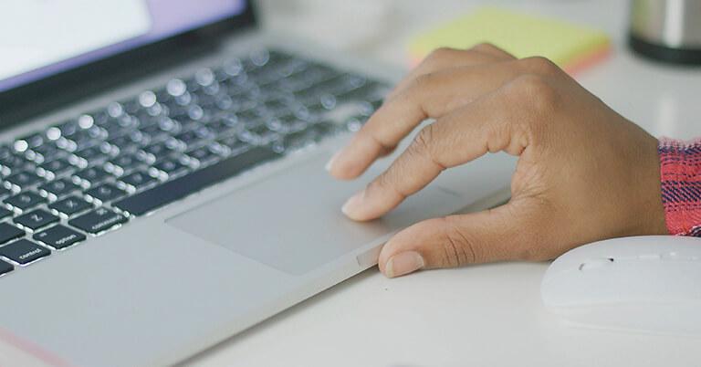 navegando por internet